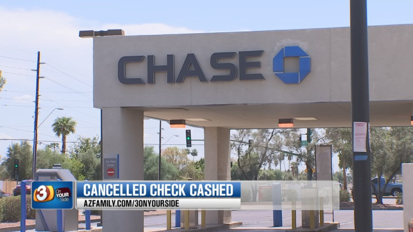 After 3 On Your Side got involved, Chase Bank put the money back into the couple's account. (Source: 3TV)