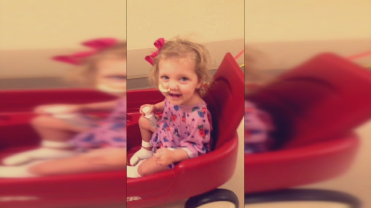 Doctors are calling Joy's recovery a miracle. (Source: Matt Loboda)