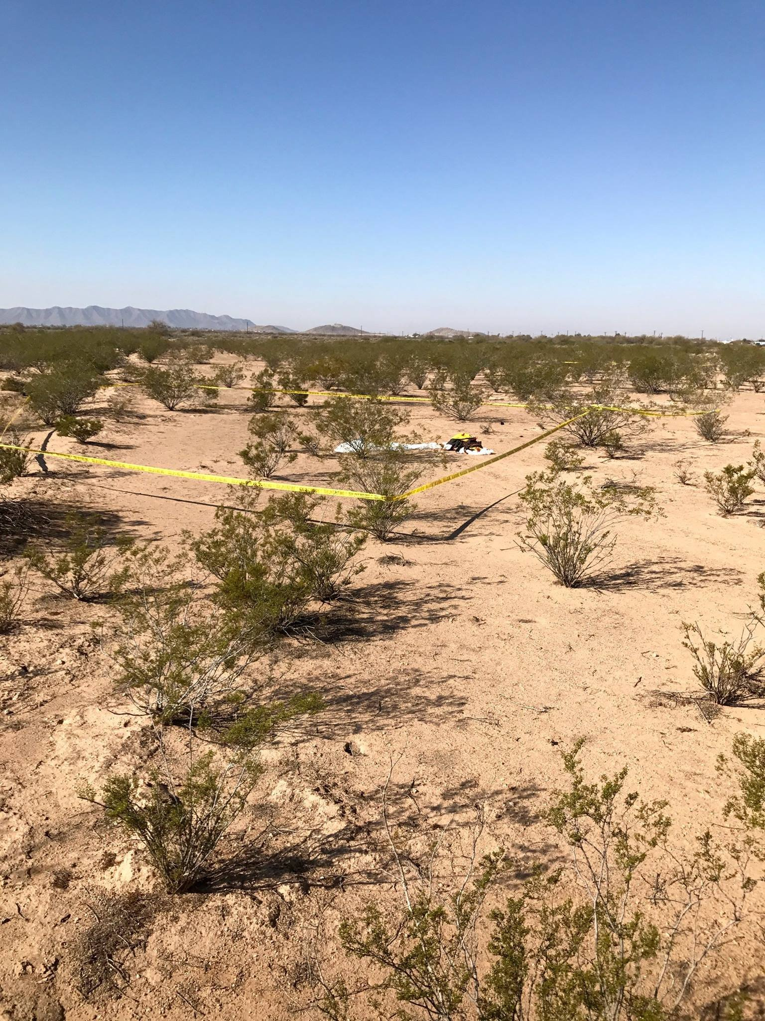(Source: Pinal County Sheriff's Office)