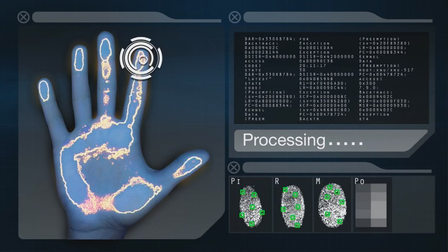 Experts say crooks are using photos of people doing the peace sign to get fingerprints. (Source: 3TV)