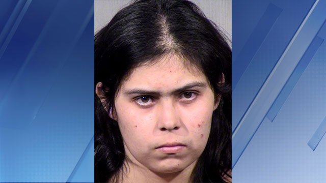 Veronica Marie Diaz (Source: Maricopa County Sheriff's Office)