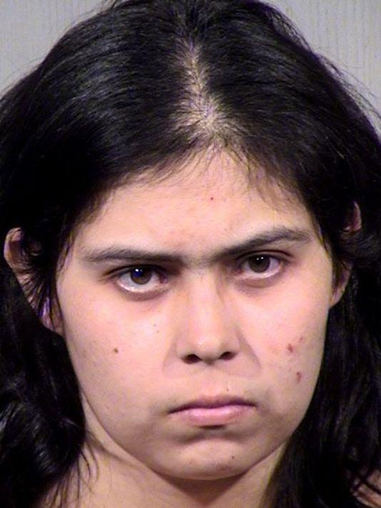 Veronica Marie Diaz (Source: Maricopa County Sheriff's Office)