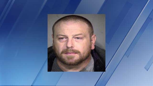 Shane Lazzell (Source: Buckeye Police Department)