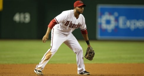 Former Arizona Diamondback's player Andy Marte. (Source: Arizona Diamondbacks)