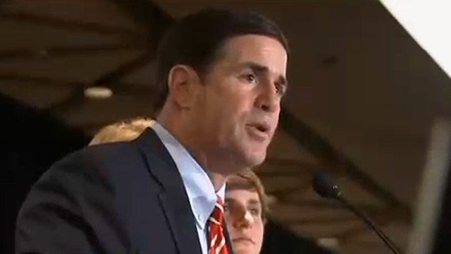 Arizona Gov. Doug Ducey (Source: 3TV/CBS 5)