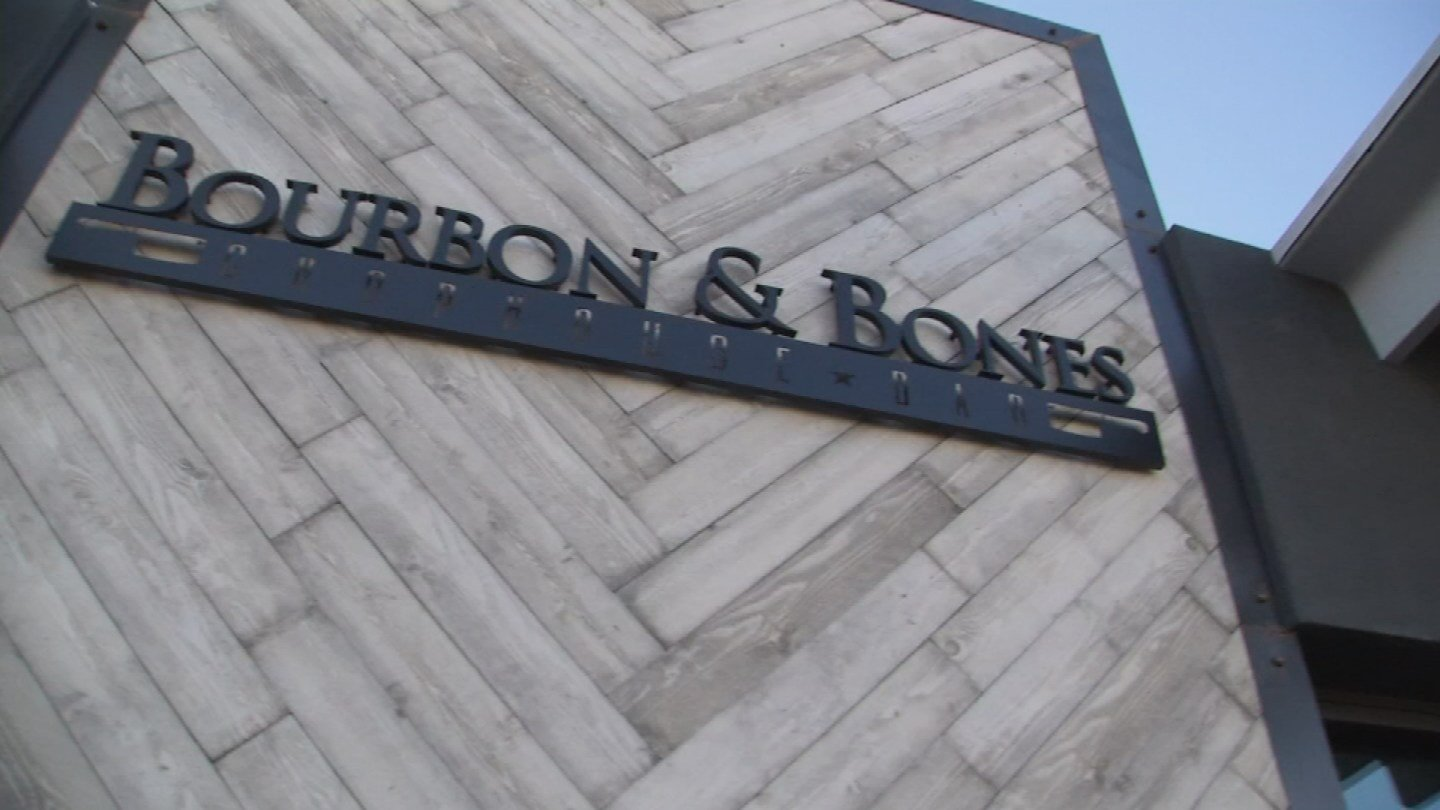 Bourbon & Bones is offering a special dinner few people can afford. (Source: 3TV/CBS 5)