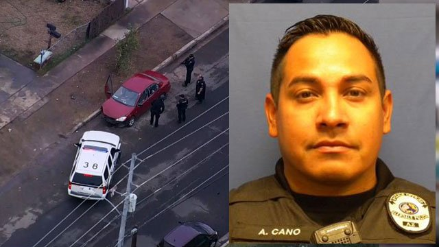 Officer Anthony Cano is a 13-year-veteran of the Glendale Police Department. (Source: Glendale Police Department)