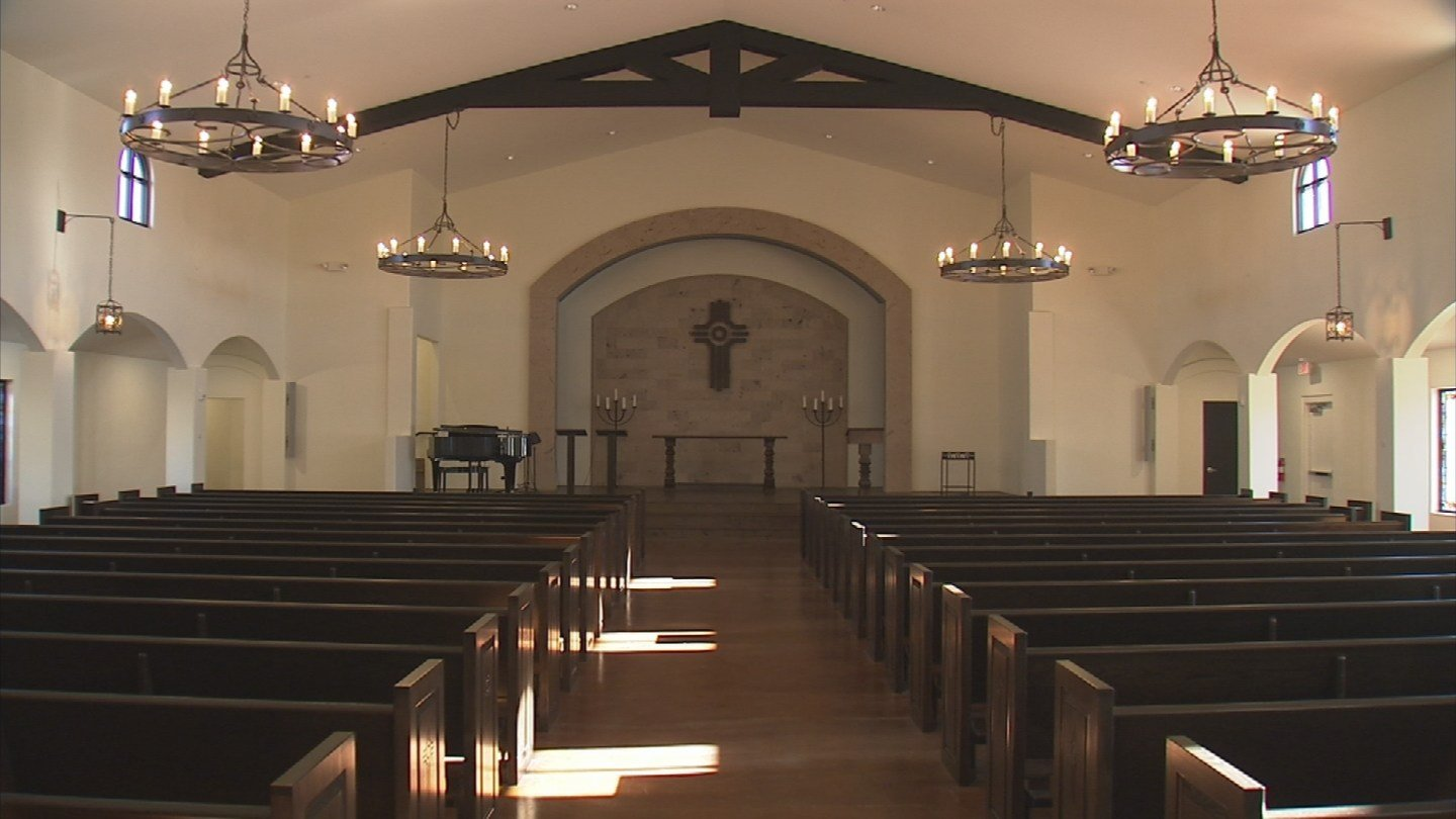 King of Kings Church paid $50,000 for pews with Custom Church Interiors but received nothing. (Source: 3TV)