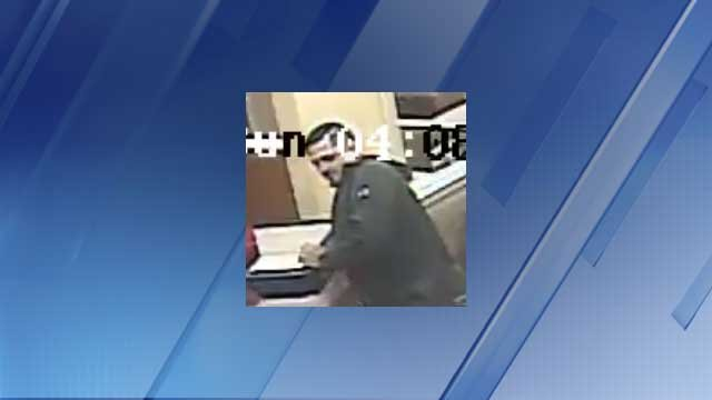 One of two suspects in a robbery in the parking lot of the IHOP near 44th Street and Thomas Road in Phoenix. (Source: Silent Witness)