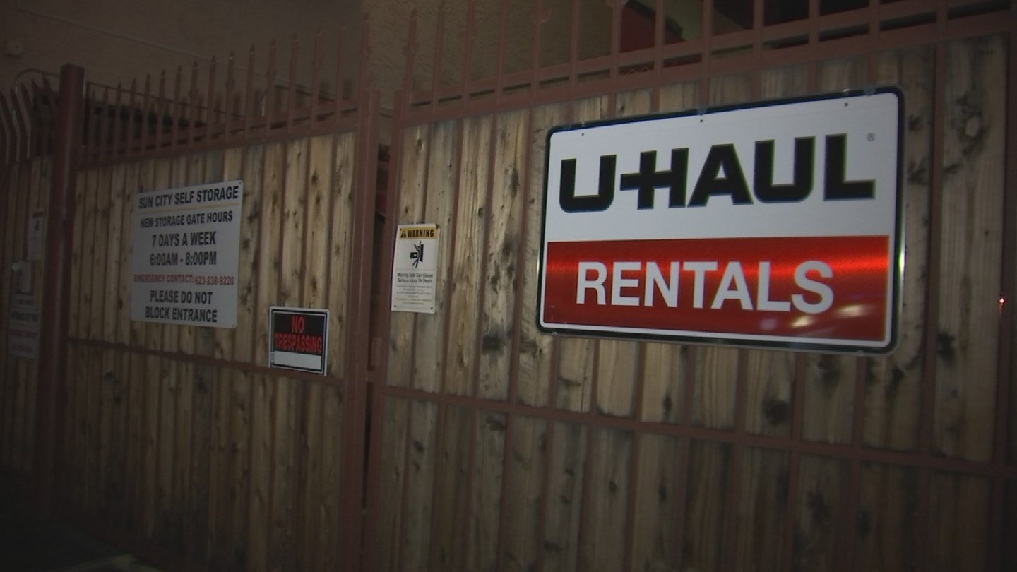 "U-Haul said a ""human error"" caused some customers to be double billed. (Source: 3TV/CBS 5)"