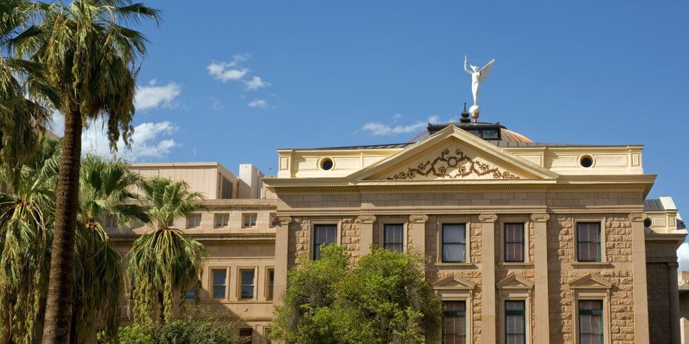 Arizona State Capitol (Source: AZLeg.gov)