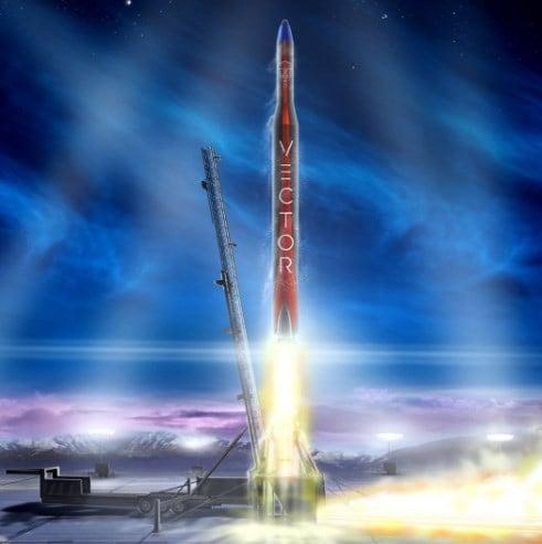Illustration of launch. (Sourcxe: Vector)
