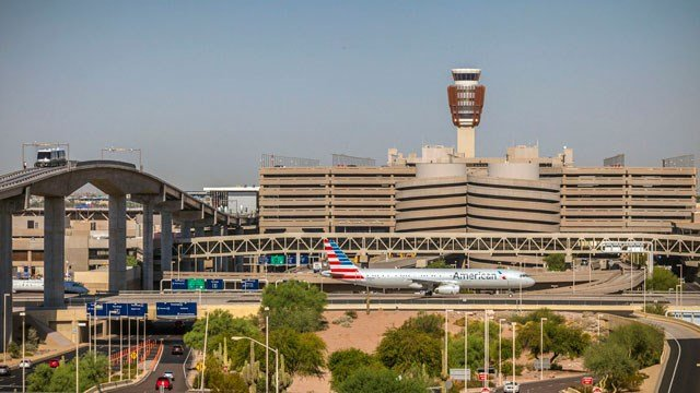 (Source: Sky Harbor International Airport)