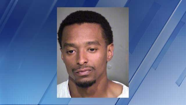 Marcellus Dontae Mais (Source: Maricopa County Sheriff's Office)