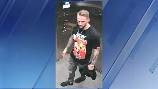 Police asked for help identifying this man. (Source: Scottsdale Police Department)