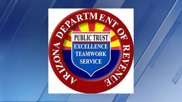 The Arizona Department of Revenue logo. (Source: azdor.gov)