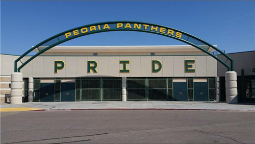 Peoria High School (Source: PeoriaUnified.org)
