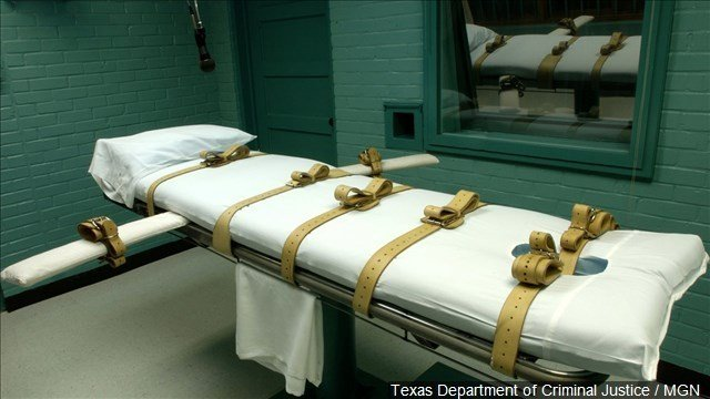 (Source: Texas Department of Criminal Justice/MGN)