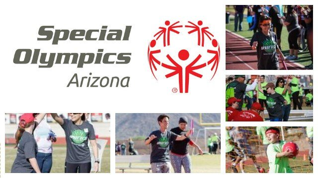 (Source: Special Olympics Arizona)