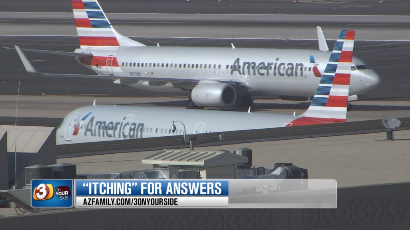 American Airlines said it won't recall the uniforms. (Source: 3TV)