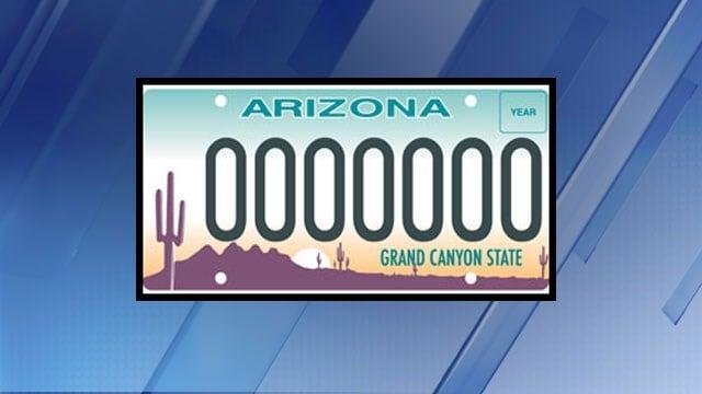 (Source: Arizona MVD)