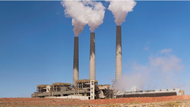 Navajo Generating Station (Source: .ngspower.com)