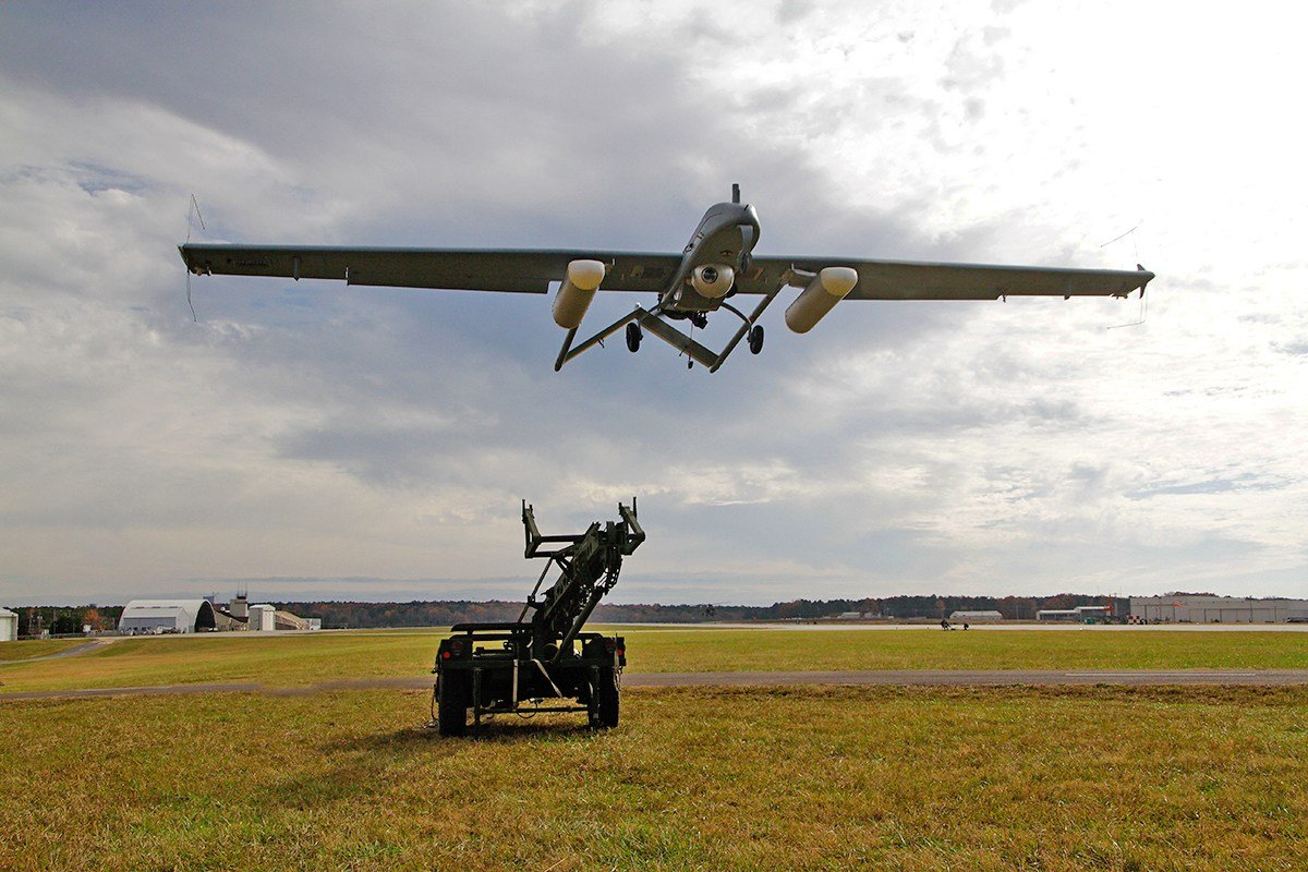 RQ-7Bv2 Shadow Tactical Unmanned Aircraft System (TUAS) (Source: U.S. Army Acquisition Support Center)