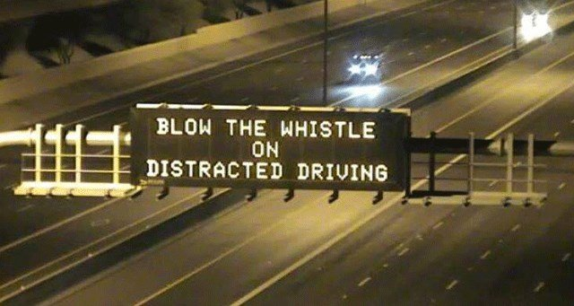 Arizona Department of Transportation kicked off its Super Bowl safety reminders on Friday. (Source: ADOT)