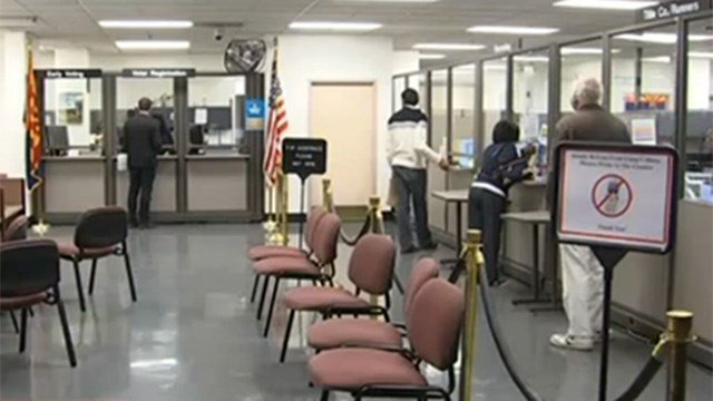 Maricopa County Elections Department. (Source: 3TV/CBS 5)