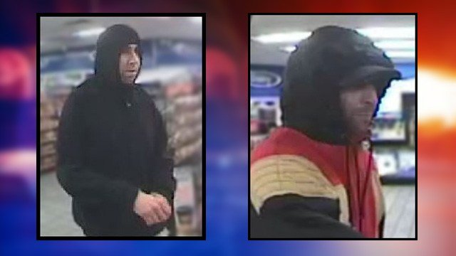 In a separate case, this suspect robbed the same Circle K store three times in the past month. (Source: Silent Witness)