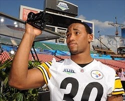 Lewis said he has lived two dreams in his lifetime: being a football player and a firefighter. (Source: 3TV/CBS 5)