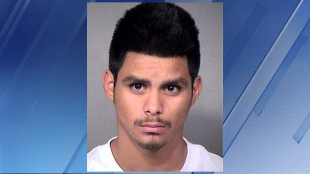 Booking photo of Alonzo Vargas. (Source: Maricopa County Sheriff's Office)