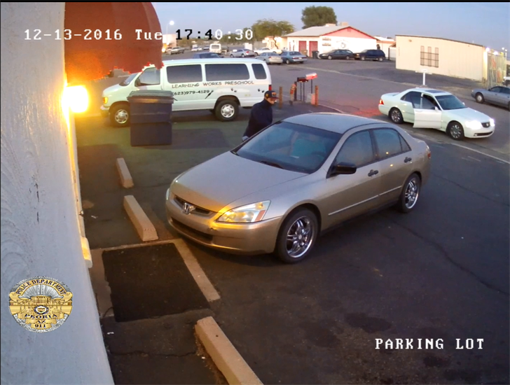 (Source: Peoria Police Department)