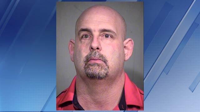 Timothy John Piegari (Source: Maricopa County Sheriff's Office)
