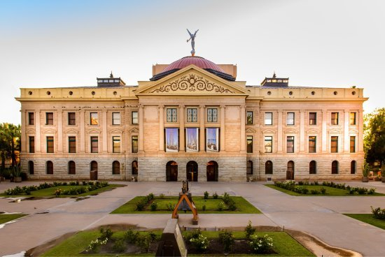 The Capitol Museum is a branch of the Arizona State Library, Archives and Public Records, which is a division of the Secretary of State's Office. (Source: 3TV/ CBS 5)
