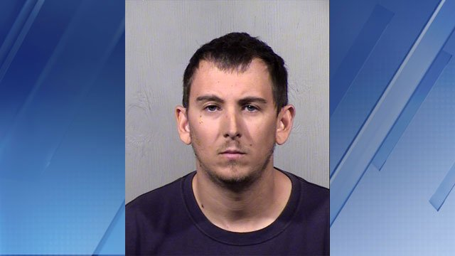 Ryan Adam Morris (Source: Maricopa County Sheriff's Office)