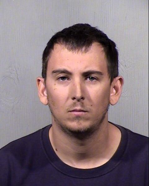 Ryan Adam Morris (Source: Maricopa County Sheriff's Office)