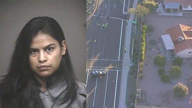 Maria De Jesus Cabrera Davila, 23 (Source: Mesa Police Dept.)