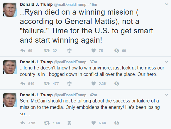 From @realDonaldTrump's Twitter timeline; Click image to enlarge (Source: @realDonaldTrump on Twitter)