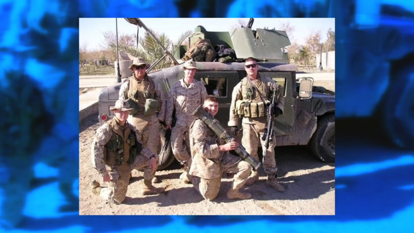 Will McDermott was wounded during three combat deployments to Iraq and Afghanistan. (Source: Will McDermott)