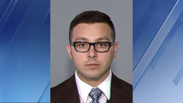 Former Mesa Police Officer Philip Brailsford. (Source: 3TV/CBS 5)
