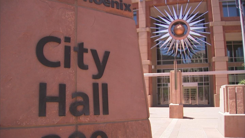 File photo of Phoenix City Hall (Source: 3TV/CBS 5)