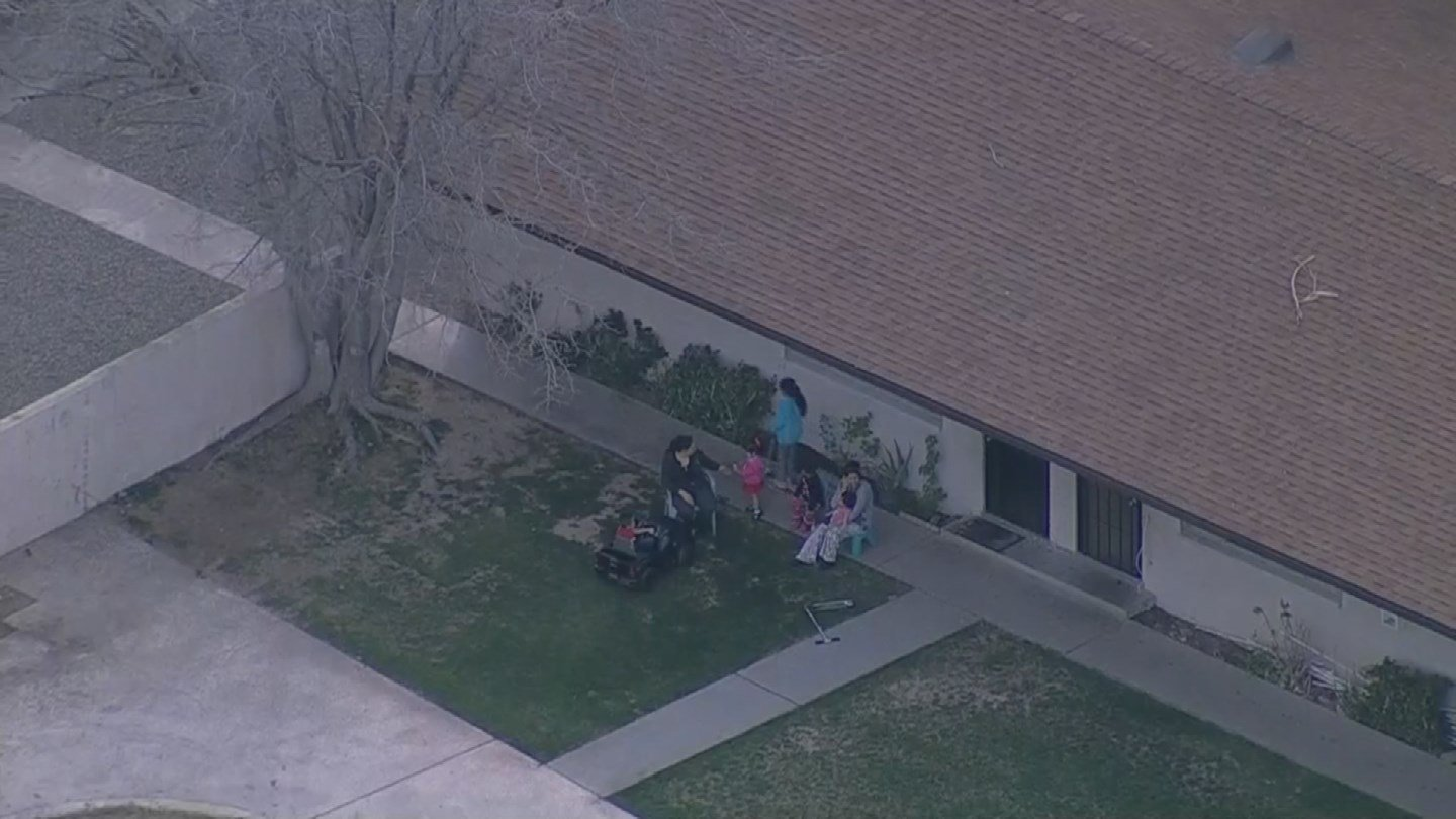 Child was kidnapped near 66th Street and Thomas in Scottsdale (Source: 3TV/CBS 5)