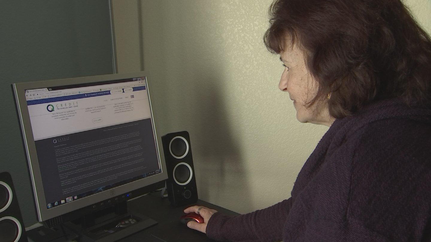 A Valley woman was shocked when her $2,000 loan turned out to have a 209 percent interest rate. (Source: 3TV)