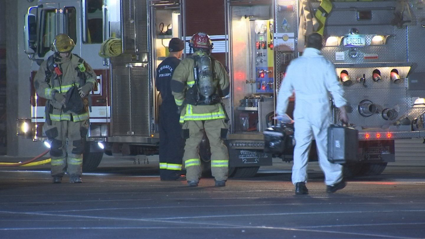 The owner of the auto shop was also stung. (Source: 3TV/CBS 5)