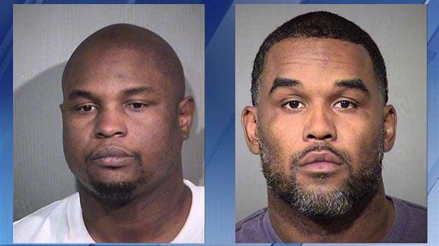 Jason Siebert-Thomas (left) and Daylon Pierce (Source: Arizona Attorney General's Office)