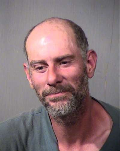 Micheal Preston, 41. (Source: Maricopa County Sheriff's Office)