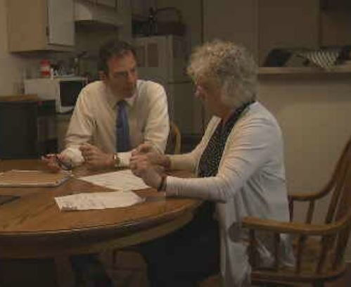 Liz Urquhart didn't realize she would be billed for two emails sent to her tax preparer. (Source: 3TV/CBS 5)