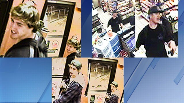 """Chandler police said 3 """"persons of interest"""" in an October 2016 arson case have been identified. (Source: Chandler Police Department)"""