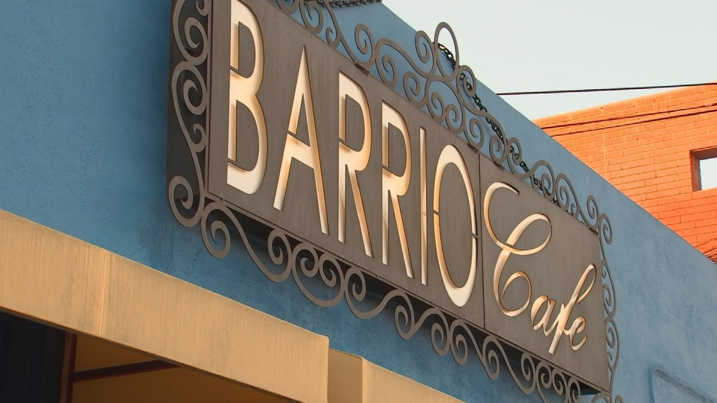 Barrio Care is closed Thursday for the Day Without Immigrants protest. (Source: 3TV/CBS 5)